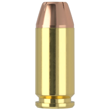 40 S&W 200 Grain Defense Bonded JHP 20 Rounds