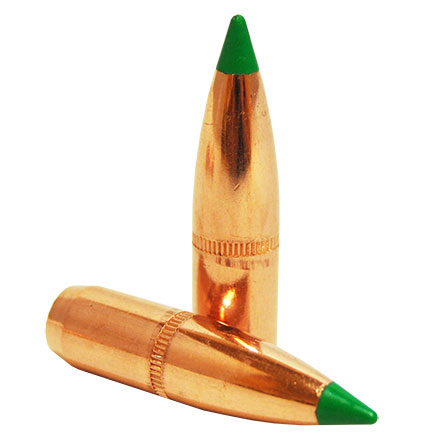 30 Caliber .308 Diameter 165 Grain Spitzer Ballistic Tip with Cannelure 100 Count