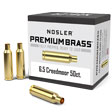6.5 Creedmoor Unprimed Rifle Brass 50 Count