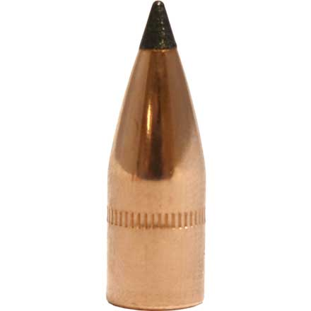 7.62x39 Caliber .310 Diameter 123 Grain Flat Base Tipped Varmageddon 250 Count