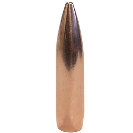 22 Caliber .224 Diameter 77 Grain Hollow Point Boat Tail Custom Competition 250 Count