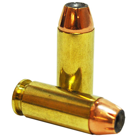 10mm 180 Grain Match Grade Jacketed Hollow Point 20 Rounds