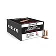 .224 Caliber 77 Grain Boat Tail HP With Cannelure Custom Competition 250 Count