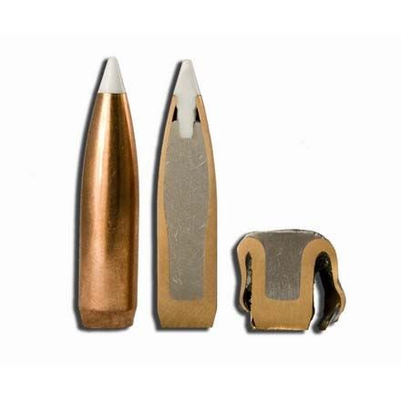 30 Caliber .308 Diameter 200 Grain Spitzer AccuBond 50 Count