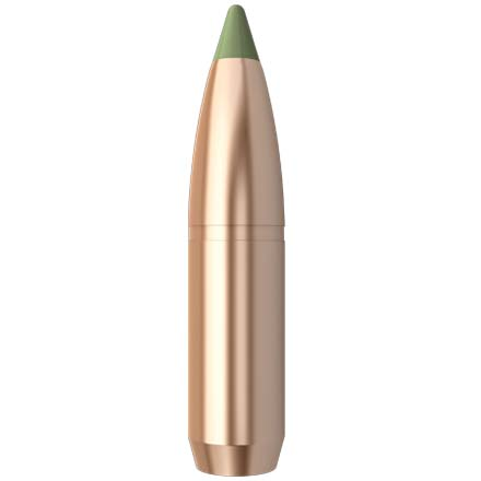 30 Caliber .308 Diameter 180 Grain Spitzer E-Tip Lead Free 50 Count