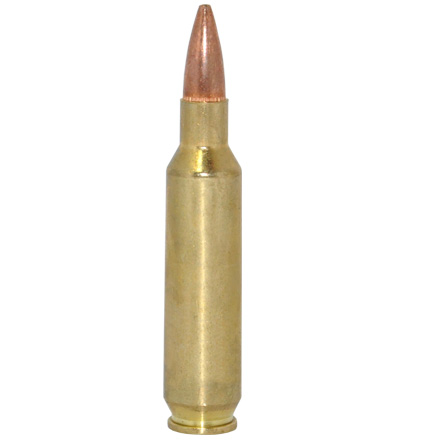 22 Nosler 77 Grain Custom Competition Match Grade 20 Rounds