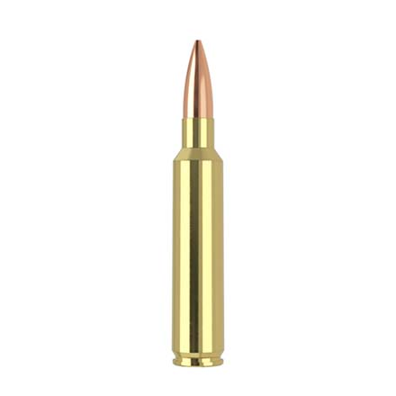 30 Nosler 190 Grain Custom Competition Match Grade 20 Rounds