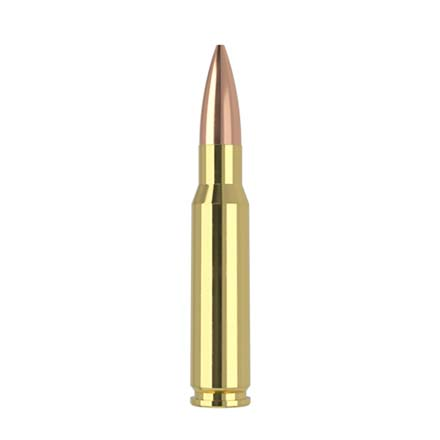 308 Winchester 168 Grain Custom Competition Trophy Grade 20 Rounds