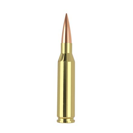 260 Remington 130 Grain Match Grade RDF Hollow Point Boat Tail 20 Rounds