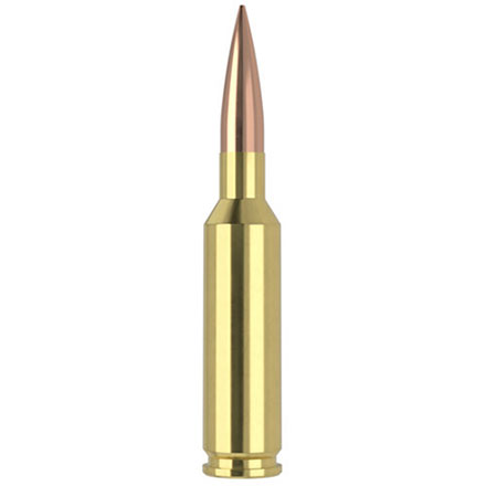 6mm Creedmoor 115 Grain Match Grade RDF Hollow Point Boat Tail 20 Rounds