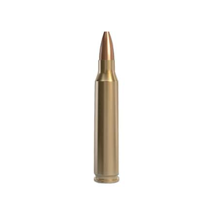 Image for 243 Winchester 55 Grain Flat Base Hollow Point Varmageddon 20 Rounds