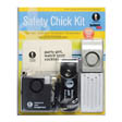 Safety Chick Kit (Contains Pepper Spray, Personal Alarm, and Door Alarm)