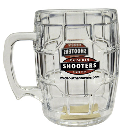 Midsouth Clear Acrylic Turtlemug (24 Oz)