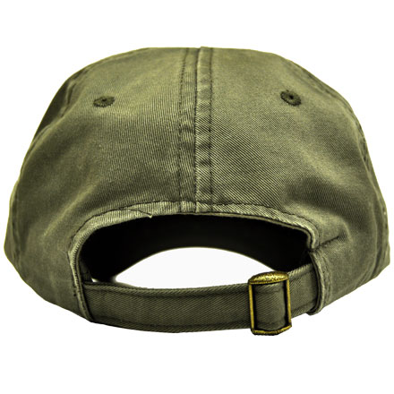 Olive Green Midsouth Shooters Hat
