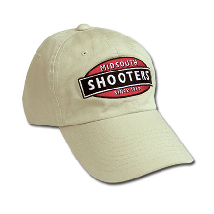 Khaki Midsouth Shooters Hat