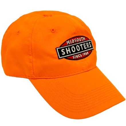 Blaze Orange Midsouth Shooters Hat