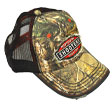 Realtree Xtra Camo Midsouth Shooters Hat With Black Mesh Back (Distressed)
