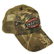 Realtree Xtra Camo Midsouth Shooters Hat With Tan Mesh Back (Distressed)
