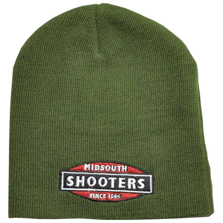 Olive Drab Midsouth Shooters Beanie (Stocking Cap)