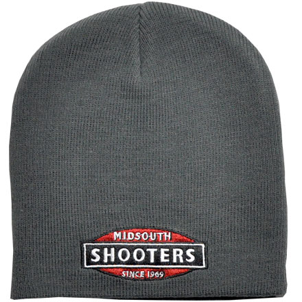 Image for Midsouth Shooters Beanie (Stocking Cap) Charcoal Grey
