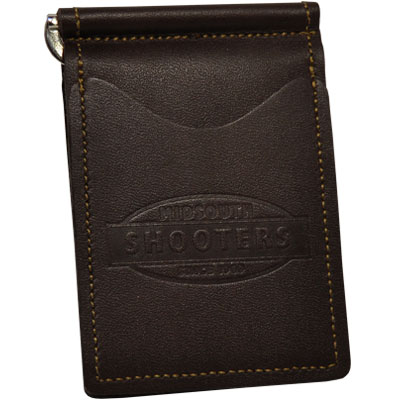 Midsouth Shooters Mahogany Full Grain Leather Wallet