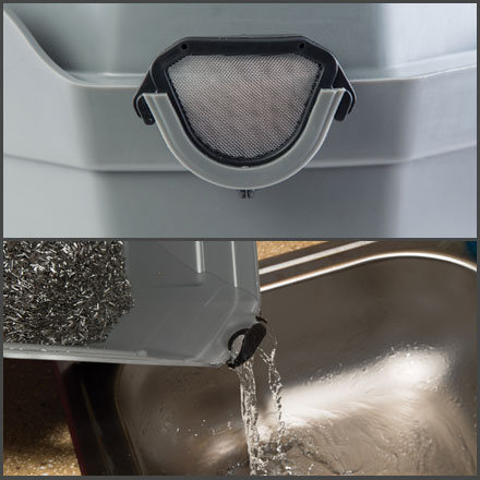 Platinum Series Wet/Dry Media Separator