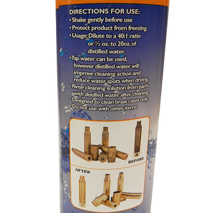 Ultrasonic Brass Cleaning Solution