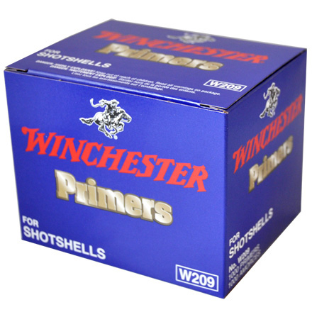 Image for Winchester Shot Shell Primers 1000 Count