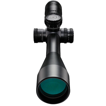 Black Force X1000 4-16X50mm Side Focus 30mm X-MOA Illuminated Reticle Matte Finish