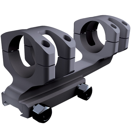 Black Series One Piece Mount 30mm Cantilever 20MOA