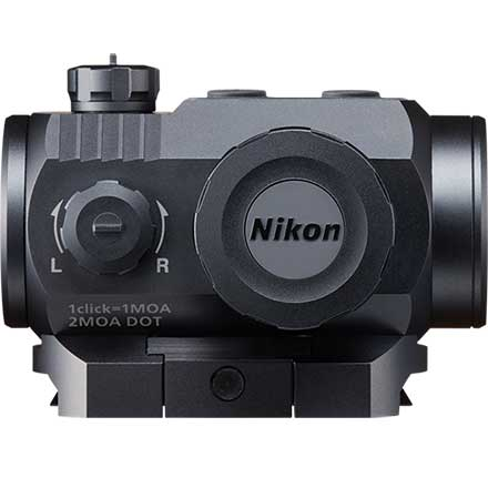 Nikon P Tactical SuperDot With 2 MOA Red Dot and Picatinny Mount