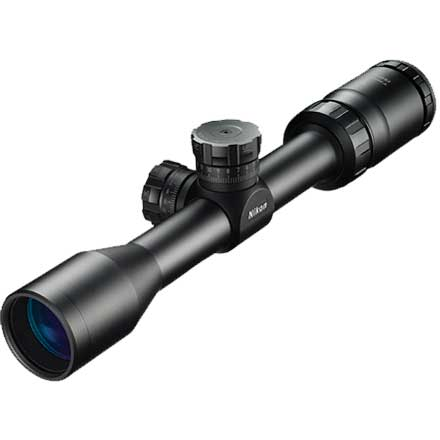 P-Tactical Rimfire 2-7x32 MK1-MOA Reticle Matte Finish