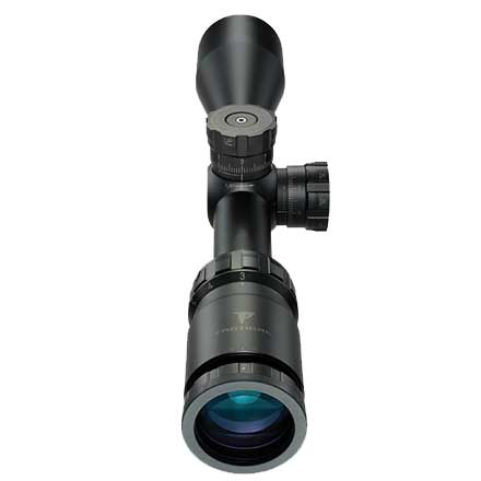 P-Tactical 3-9x40 MK-1-MRAD Reticle Matte Finish