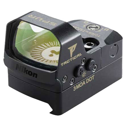 P-Tactical Spur Reflex Sight With 3 MOA Dot