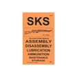 Do Everything Manual For SKS 7.62x39
