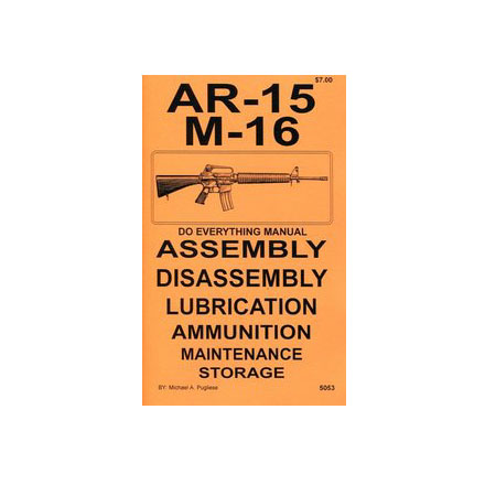 Image for Do Everything Manual For AR-15 & M-16