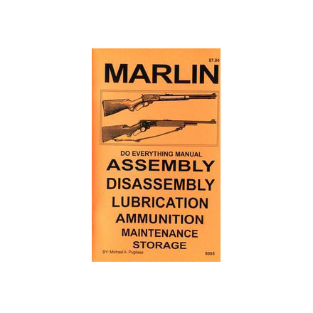 Do Everything Manual For Marlin