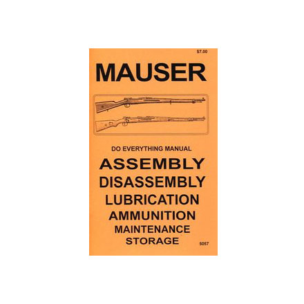 Image for Do Everything Manual For Mauser