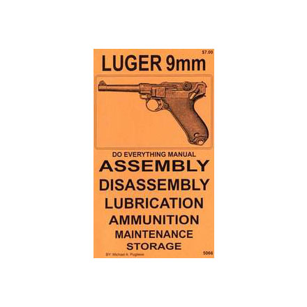 Image for Do Everything Manual For 9mm Luger