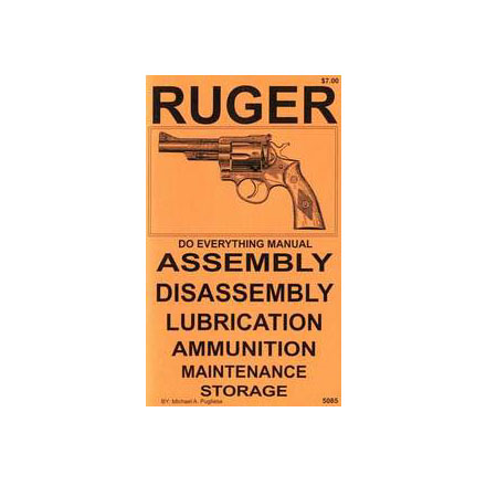 Image for Do Everything Manual For Ruger Revolvers