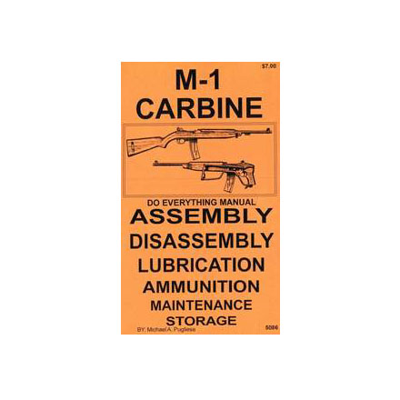 Do Everything Manual For M1 Carbine