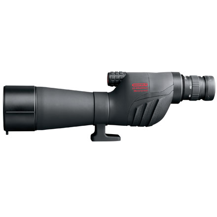 Rampage 20-60x60 Spotting Scope With Tripod Black Finish