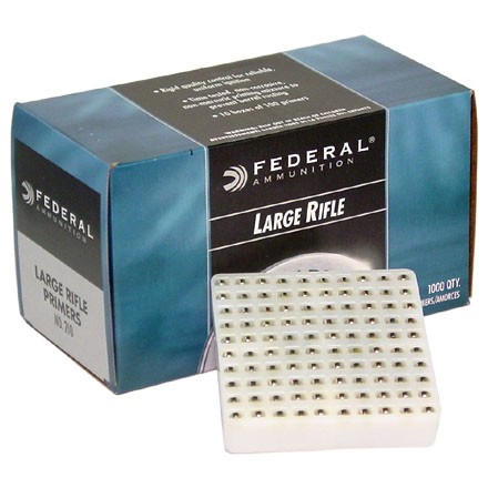 Large Rifle Primer #210 (1000 Count)