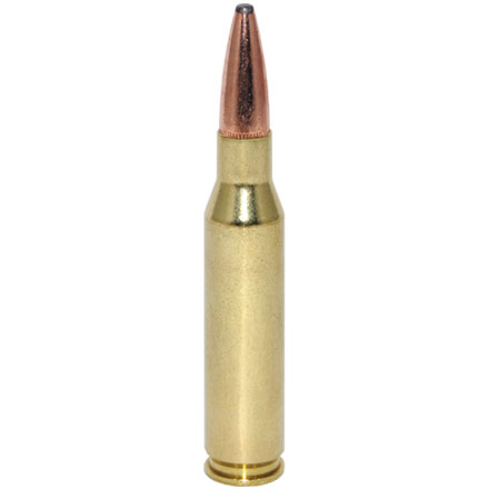 7mm-08 Remington 140 Grain Fusion 20 Rounds