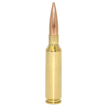 6.5 Creedmoor 130 Grain Berger VLD  20 Rounds
