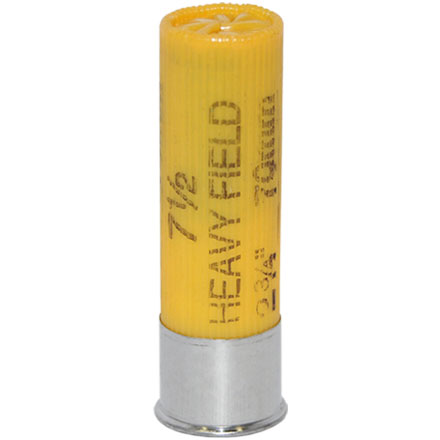 20 Gauge 2-3/4 1 Oz Game-Shok Heavy Field Load #7.5 Shot 25 Rounds