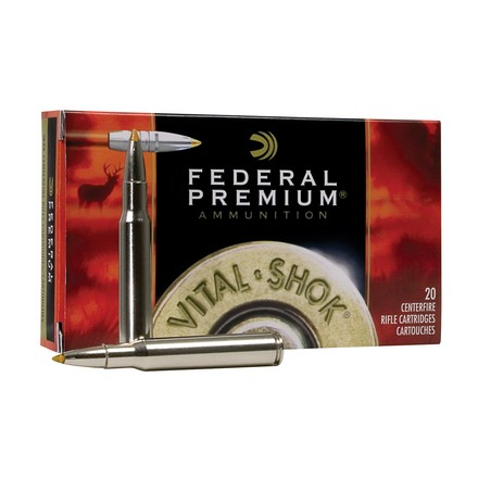 300 Winchester Mag Vital-Shok 180 Grain Trophy Bonded Tipped 20 Rounds