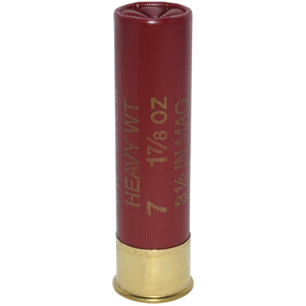 "Image for 12 Gauge 3-1/2"" 1-7/8 Oz Mag-Shok Heavyweight With Flite Control #7 Shot 5 Rounds"