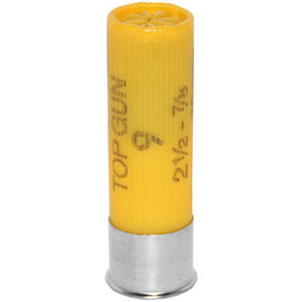 "Image for 20 Gauge 2-3/4"" 7/8 Oz Top Gun Target #9 Shot 25 Rounds"