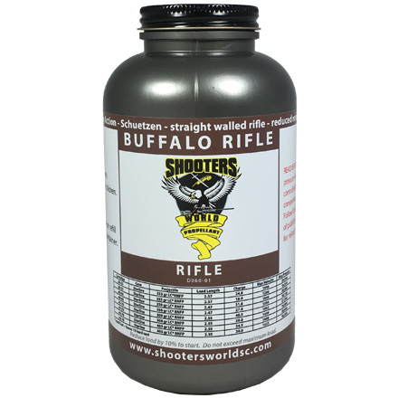 Shooters World Buffalo Rifle  Smokeless Powder 1 Lb By Lovex
